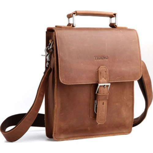 Mens Bags - Men Leather Sling Bag Manufacturer from Kolkata