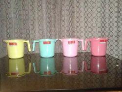 Multicolor Plastic Mug