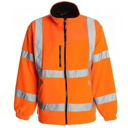 Orange Work Coat