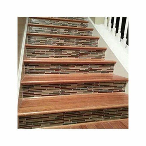 Beautiful Stair Riser Tile