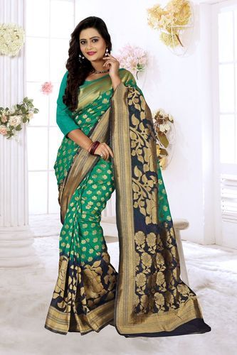 23dc1e29b3 Fancy Party Wear Saree at Rs 500 /piece | Fancy Sarees | ID: 10960791188