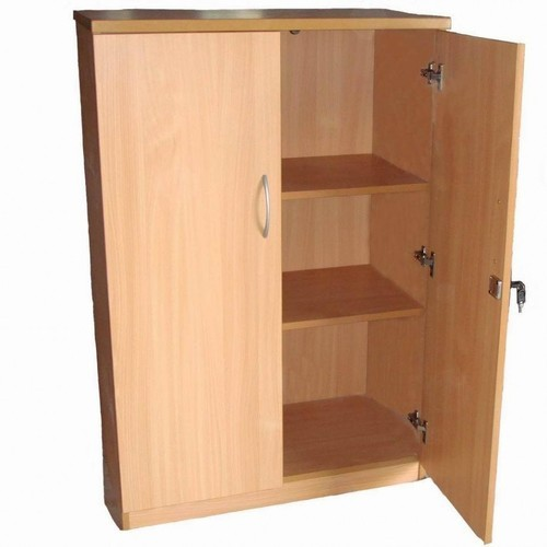 Wooden Office Cupboard - View Specifications & Details of ...