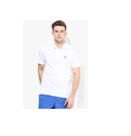 Men Cotton Plain Front Logo T Shirt, Size: S-xxl