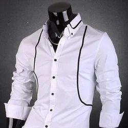 Mens Designer Shirt | Men S Designer Shirt At Rs 350 Piece S Designer Shirt Id