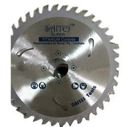 Wood Cutting Blade - Titanium Grade