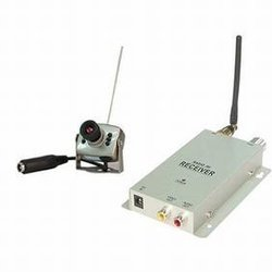 Wireless Security Camera with Receiver