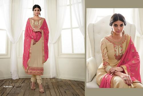 Ladies Georgette Traditional Salwar Kameez