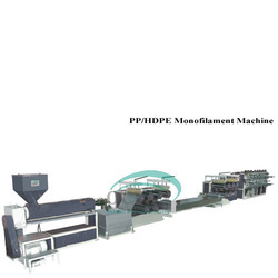 PP/HDPE Monofilament Machine