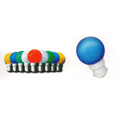 LED Colored Bulb