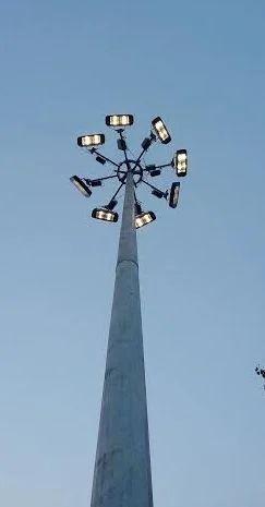 High Mast Lighting Towers