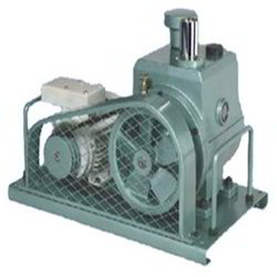 Belt Driven High Vacuum Pump