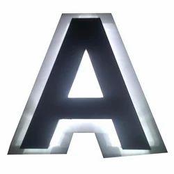 Shiny Acrylic Letter