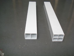 PVC Plastic Extruded Profile