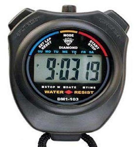 digital stopwatch ड ज टल स ट प व च mxrady lab