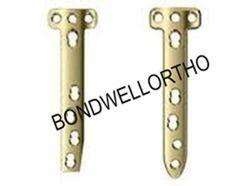 Orthopedic Tomtit Non- Locking Plate