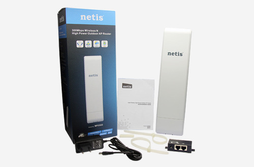 Netis 2 4ghz Outdoor Cpe High Power Wf2322