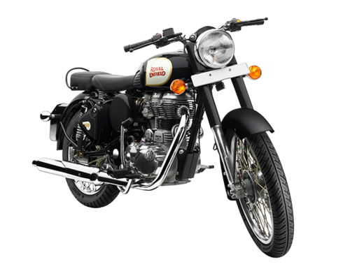 Royal Enfield Classic 350 Black at Rs 130021/piece | रॉयल ...