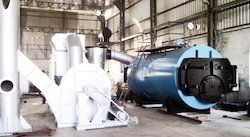 Briquette Fired Steam Boiler