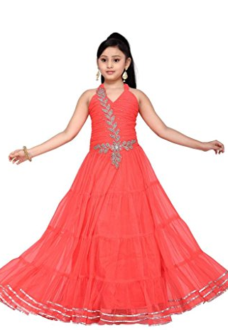 Kids Gown - Designer Kids Gown Manufacturer from Mumbai