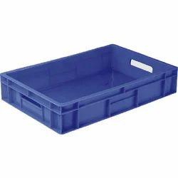 Solid Plastic Crates