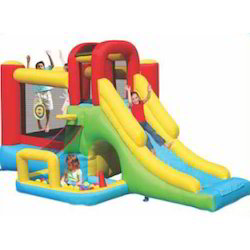 Adventure Combo Bouncy Castle