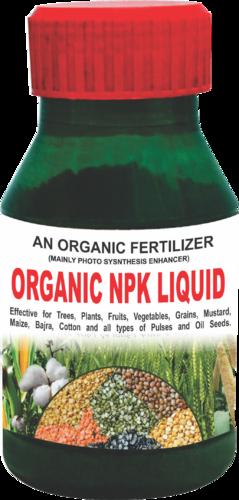 Organic N.P.K. Liquid, Usage: Agriculture, Fertilizer