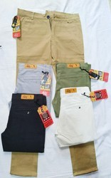 Vardhman Cotton Lycra Trousers