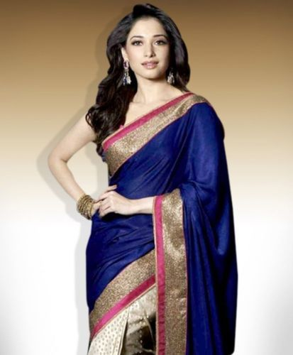Casual Wear and Bridal Wear Designer Sarees, With Blouse Piece