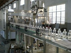 Automatic 1000-5000 Litre/hr Mineral Water Bottle Plant, Installation Available