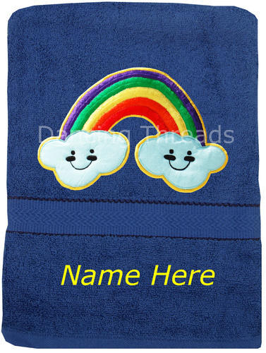 Personalized kids bath towel baby gift at rs 800 piece personalized kids bath towel baby gift negle Choice Image