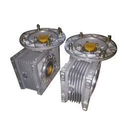 Aluminum Worm Reduction Gear Box