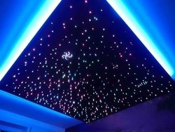 Fiber Optic Star Light