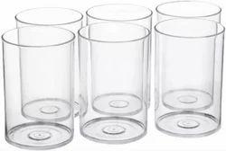 Plastic Drinking Glass (Set of 40)