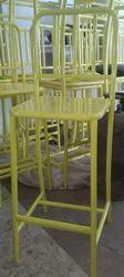 Metal Outdoor Bar Chair