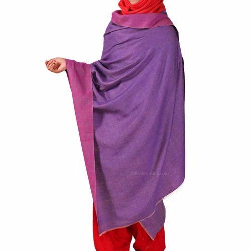 3f1f9c262 KH Purple Pink Pashmina Reversible Shawl - Kashmir Box Online ...