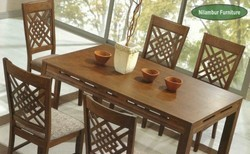 Wooden Dining Table Suppliers Manufacturers Dealers in Kochi