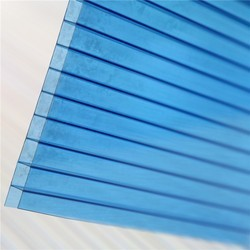 Tata Blue Translucent Polycarbonate Sheet, 3 Meter And Above