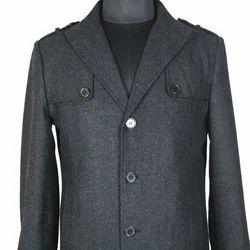 Full Sleeve Men's Casual Jacket