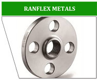 Inconel 601 Threaded Flanges