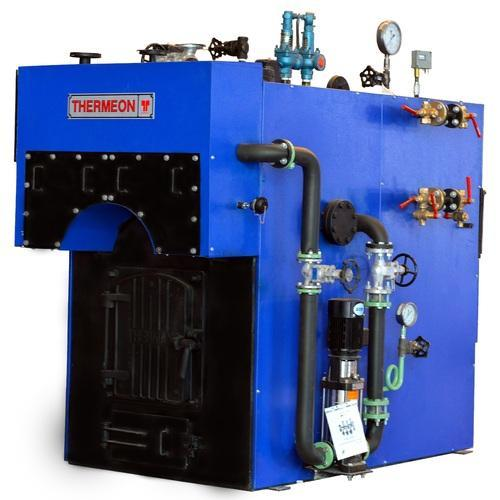 Thermax Solid Fuel Boiler, Capacity: 300-1500 Kg/hr | ID: 10748442433