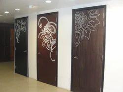 Designer Modular Wooden Wardrobe