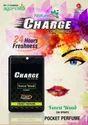 Charge Pocket Perfume (Ayurvedic)
