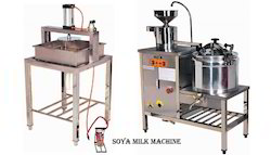 Fully Automatic Soya Milk Plant 200 Lph