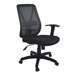 Dharti Furniture Staff Computer Chair Surat