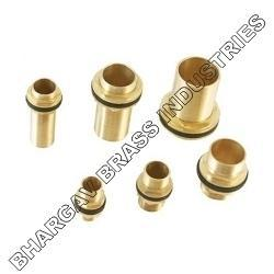 Brass Tank Connector Fittings