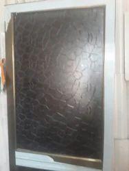 Vinyl Doors