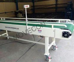 Mobile Flat Belt Conveyor