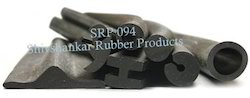 EPDM H Type Aluminium Section Rubber Gaskets