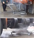 Car Under Chassis Washer