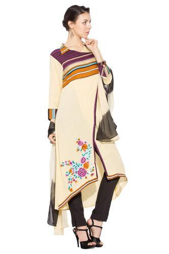 c2d2d08558e Designer Beautiful Kaftan Style Party Wear Kurti Tunic Top at Rs ...